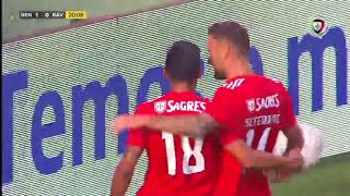Goal | Golo Salvio (GP): Benfica (1)-0 Rio Ave (Allianz CUP #1)