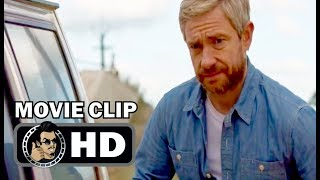 CARGO Movie Clip - Attack (2018) Martin Freeman Horror Thriller Movie HD