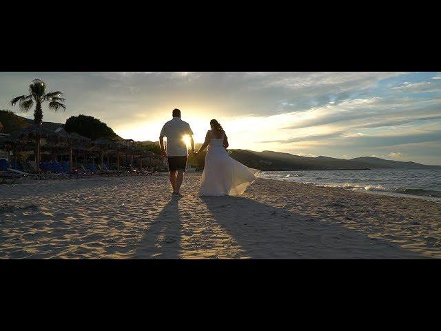 Zakynthos Wedding 2019 (Blessing) - Samantha & Richard