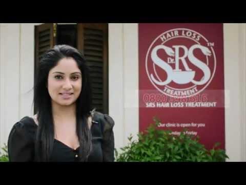 SRS Hair Clinic  Hair Loss Treatment  TV Advert  YouTube