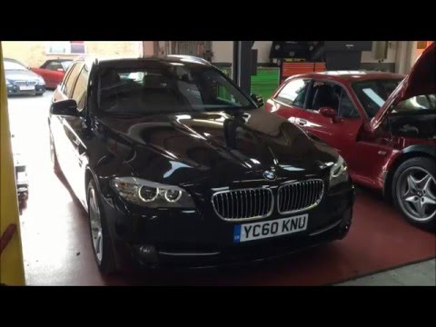BMW F10 / F11 Acoustic Alarm Chirp Activation - Grosvenor