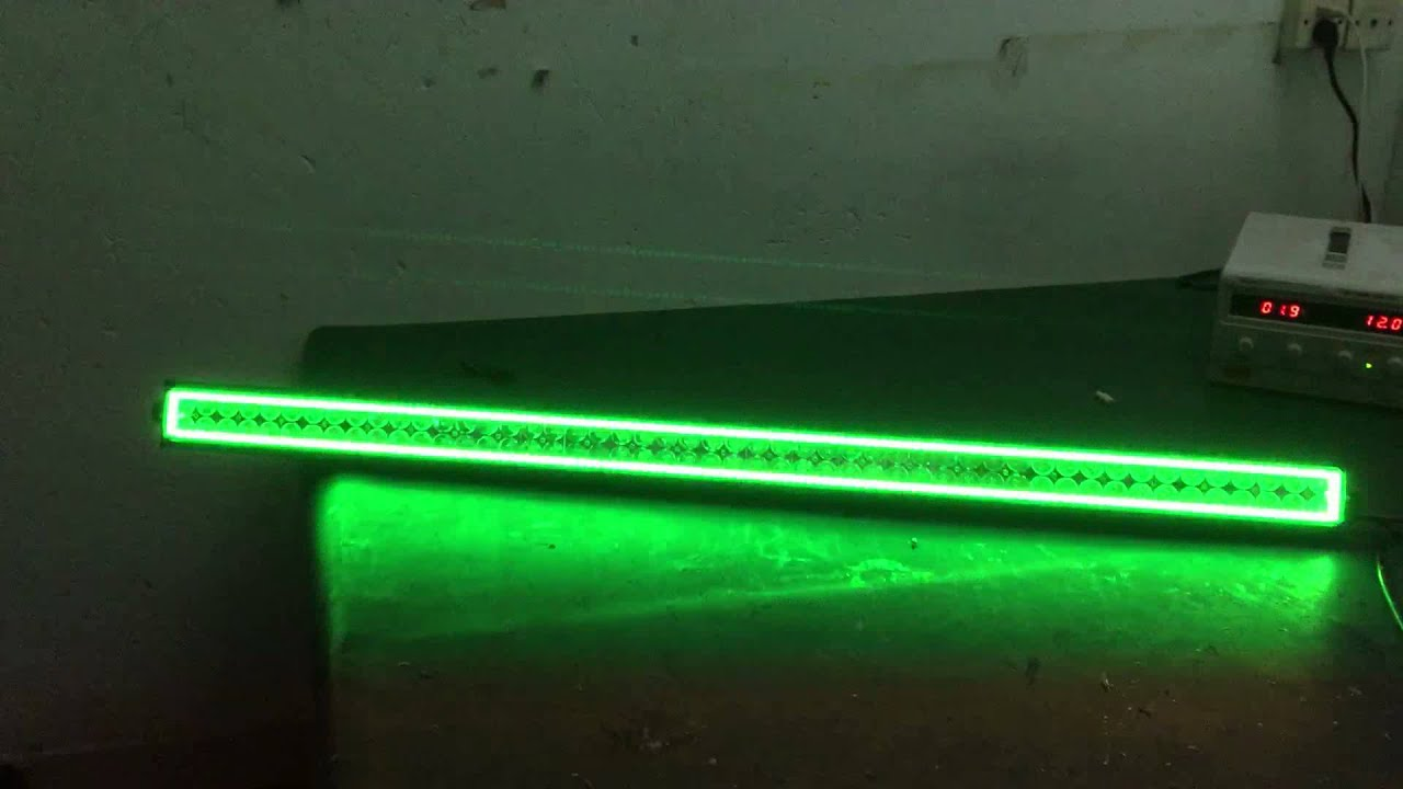 180w 32 inch light bar with rgb halo ring youtube 180w 32 inch light bar with rgb halo ring aloadofball Images