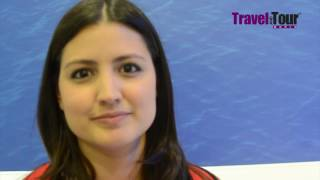 Nicole Marciacq of Panama Tourism talks about the biodiversity of the country at ITB Berlin 2017