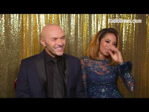 Strictly 2017: Simon Rimmer and Karen Clifton