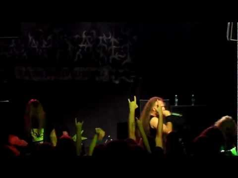 Decapitated - Spheres of Madness @ Miramar Theatre, Milwaukee, Wi - 10.20.11