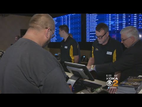 Legal Sports Betting Starts At Rivers Casino, Which Expects Huge Demand