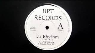 S.O.B - Da Rhythm (Break Beat Mix) // HPT Independant (1996)