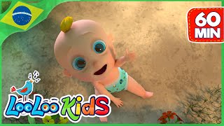 Olha o Bolinho (Hot Cross Buns)- Músicas Para Crianças - LooLoo Kids Português