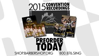 Instant Classic - 2015 Barbershop Convention recordings teaser