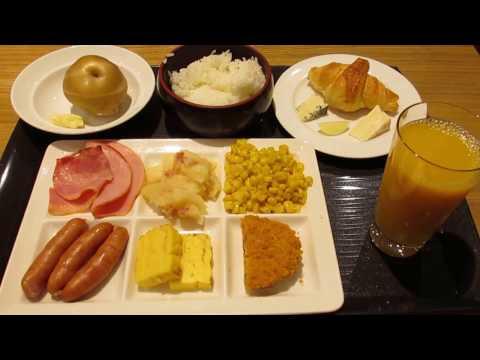 Breakfast @ Hakodate Kokusai Hotel Hakodate Hokkaido Japan