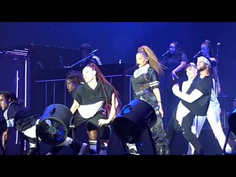 Janet Jackson PANORAMA: All Nite (Don't Stop) Live