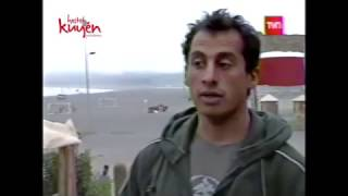 2005 - Surf en Pichilemu en Programa de TVN Frutos del Pais.