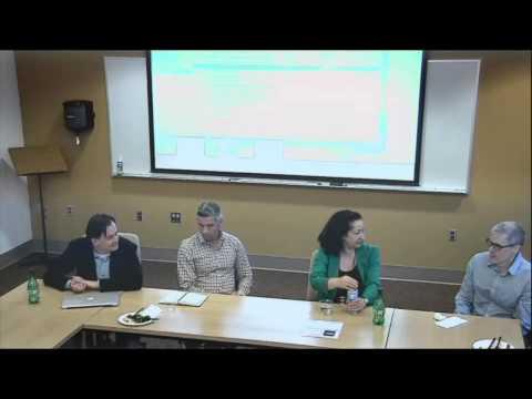 Michèle Montas discusses the Radio Haiti Archives