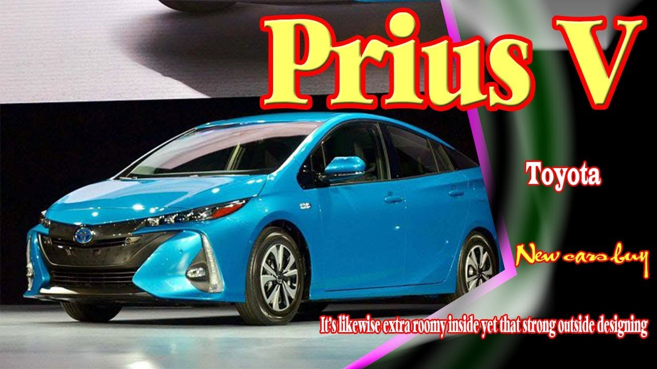 prius v 2019. Black Bedroom Furniture Sets. Home Design Ideas