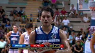 Gerald Anderson MPBL Action (Career High) Full Game Highlights.