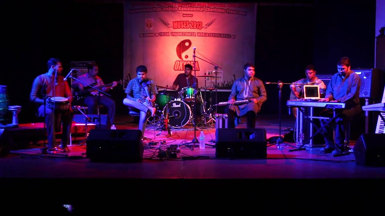 Contemporary indian music