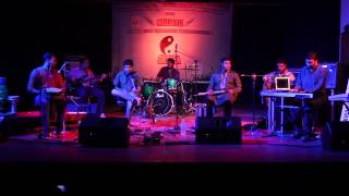 "Contemporary Indian Fusion Music - ""Raindance"" by Oxygen"