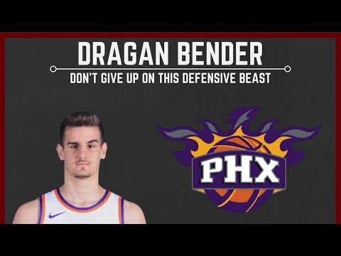 DRAGAN BENDER and the Phoenix Suns are BETTER Than You Think!