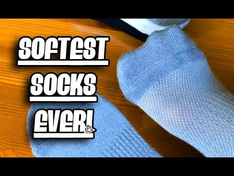 Best Bamboo Socks!  Great Father's Day Present!  Men's Fashion