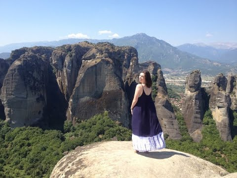 The Great Meteoran, Thermopylae and Delphi | My Big Fat Greek Vacation