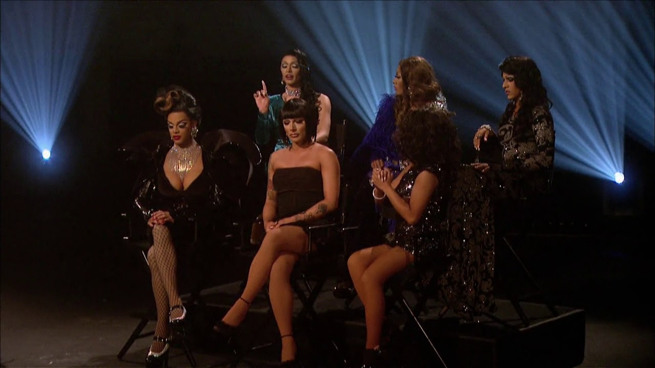 Rupauls Drag Race Season 2 Reunion Tatianna Vs Raven Extra Scene