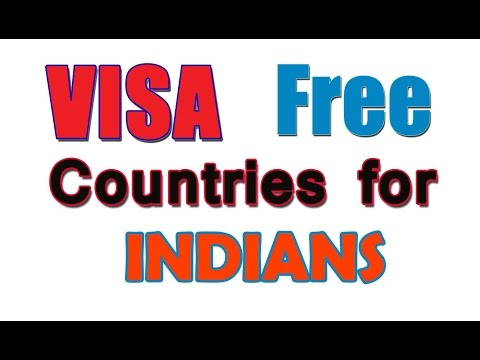 "TOP 5 COUNTRIE""S WHERE INDIAN""S CAN TRAVEL WITHOUT VISA #3 (HINDI)"