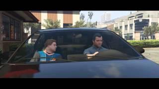 GTA V Trailer 2 - Remade on PC