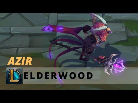 Elderwood Azir - League of Legends