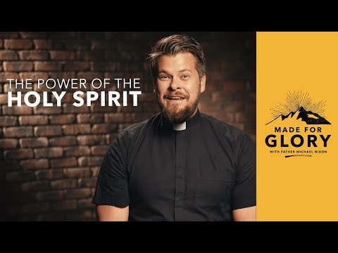 Made For Glory // The Power Of The Holy Spirit