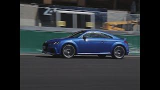 Supertest Audi TT RS (2017)