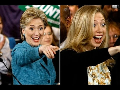 CHELSEA CLINTON CHARGED WITH FRAUD! CLINTON FOUNDATION ORDERED TO CEASE OPERATIONS!