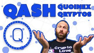QASH Review - What is QASH, QUOINEX, QRYPTOS