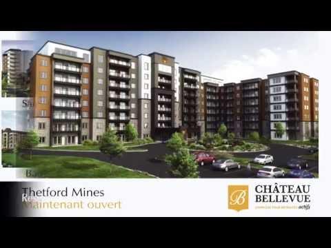 La Vie De Château, Un Rêve Accessible à Thetford Mines