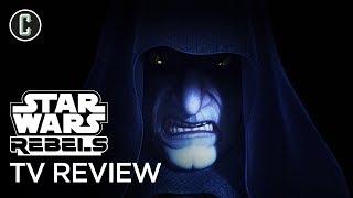 Star Wars Rebels Review - Season 4 Episode 13