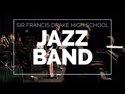 IJ Lobby Lounge: Sir Francis Drake High School Jazz Band