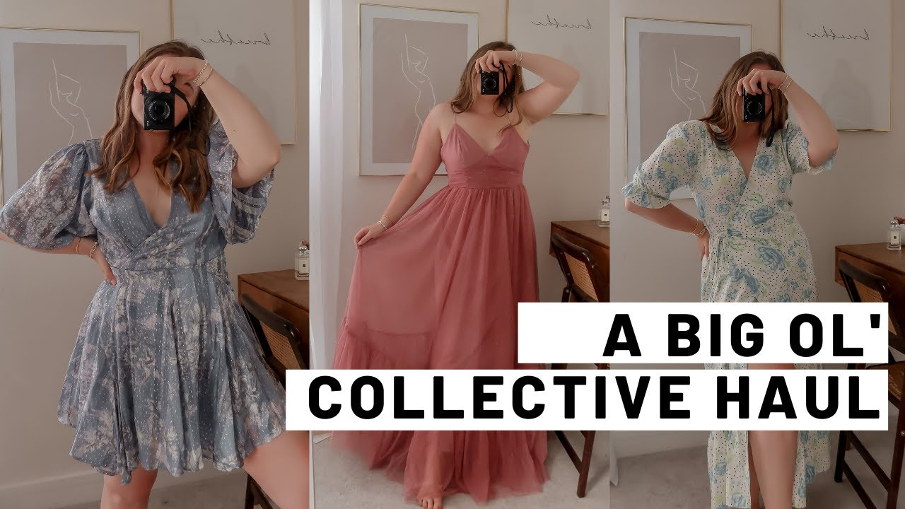 The Biggest Collective Summer Haul | Asos, Nasty Gal, Miss Selfridge and More