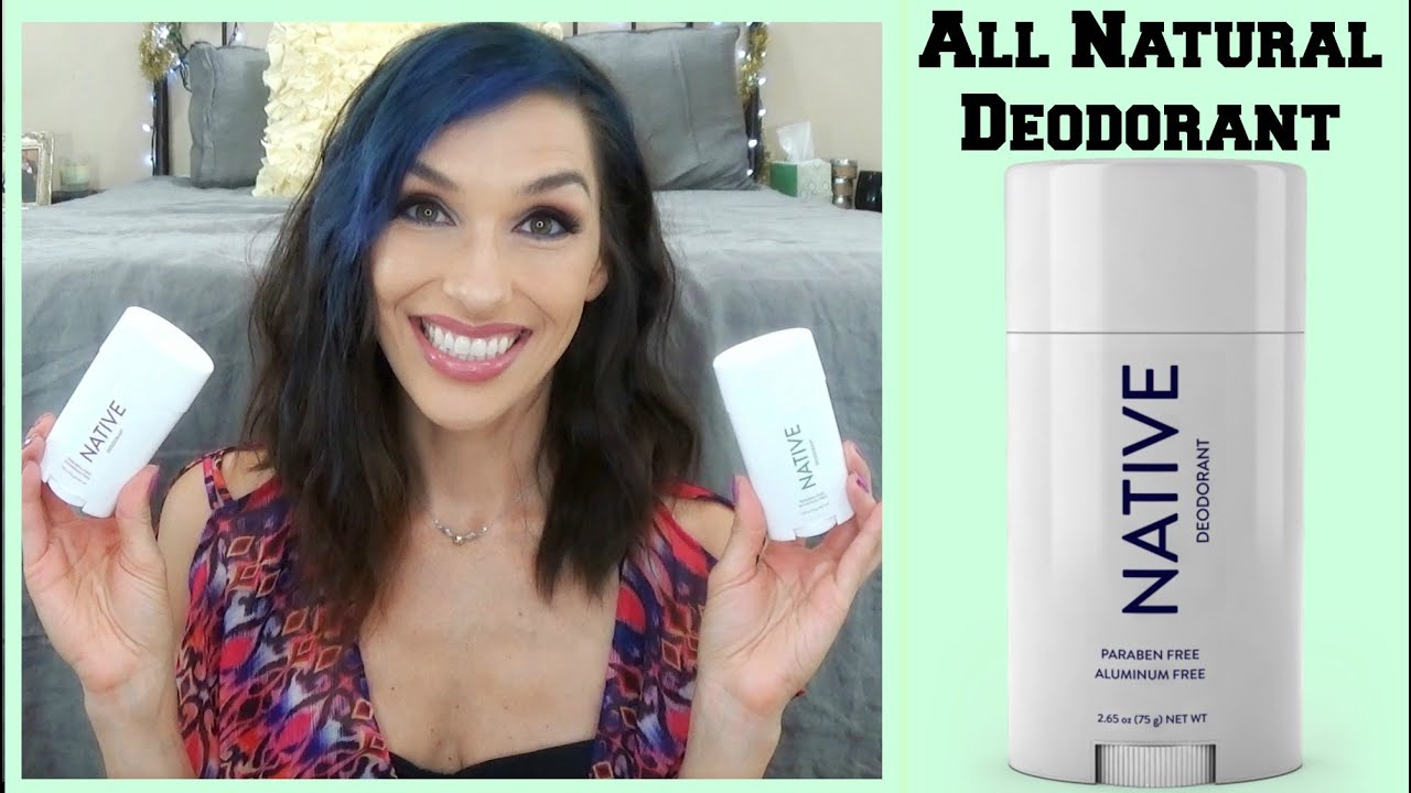 Native Deodorant | All Natural Deodorant Review