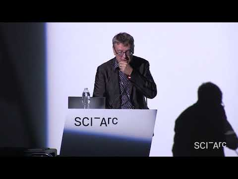 Mark Wigley: Anarchitecture 101.5--Cutting Matta-Clark (September 27, 2017)