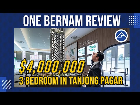 One Bernam Review [Mixed-Use Development] $4 million for a 3 bedrooms Unit | BlkBuster Ep15