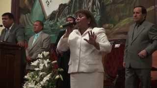 Ten Confianza Pastora Soledad Catedral Ipechi Curico