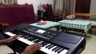 Lailakame (Ezra)song on keyboard