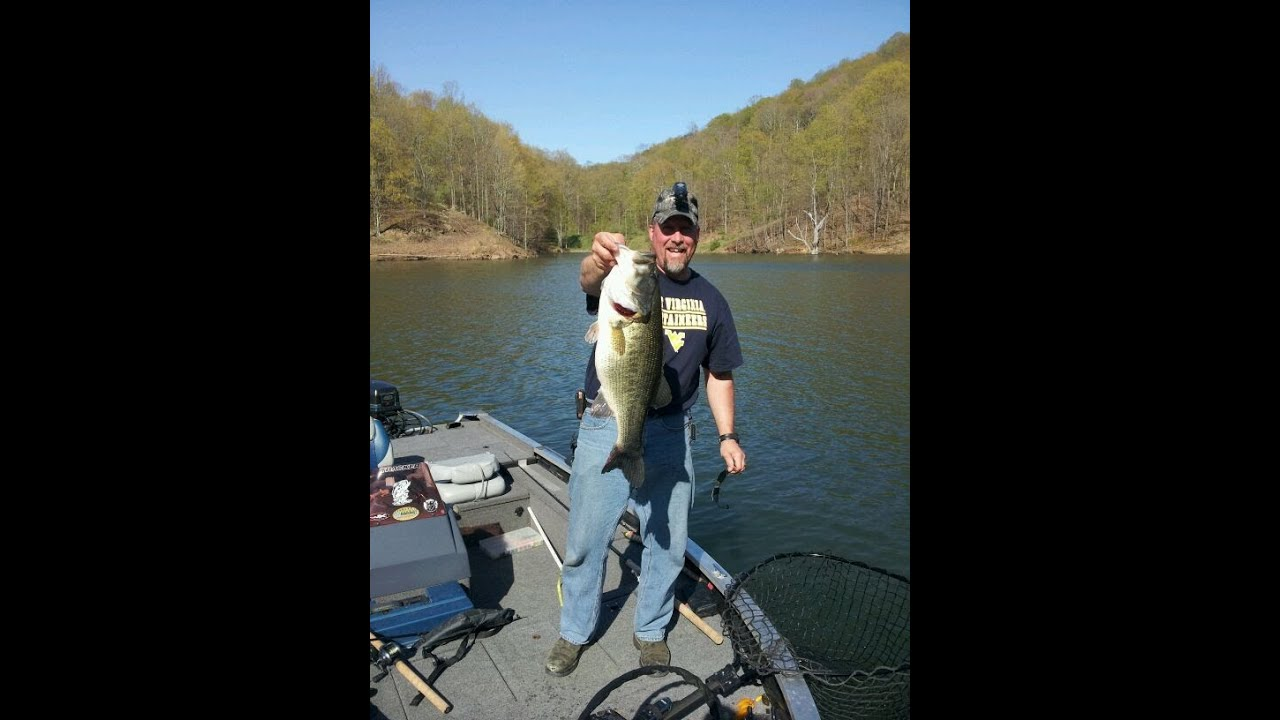 stonewall jackson lake musky fishing