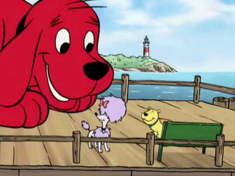 Clifford the big red dog s02e18 food for thought friends for Big red dog food