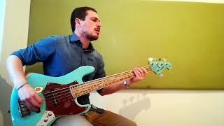 Nirvana - Radio Friendly Unit Shifter - Bass Cover