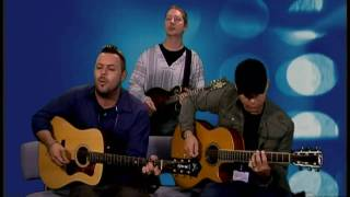 Blue October play acoustic version of