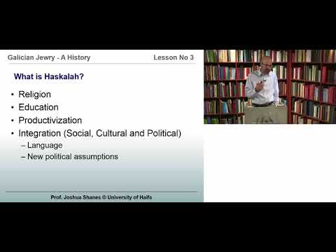 Lesson 3: Haskalah: The Jewish Enlightenment