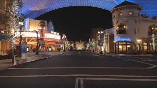JR西日本 ゆめ咲線ユニバーサルシティ駅で下車したので、ついでにUSJ(Universal Studios Japan)に入ってみた。2021/1/14 駅を出てから音声無し