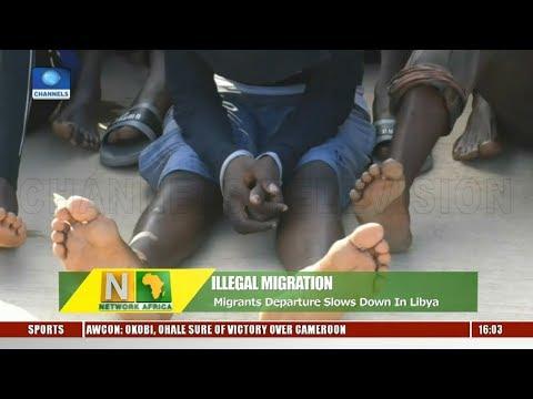 Migrants Departure Slows Down In Libya |Network Africa|