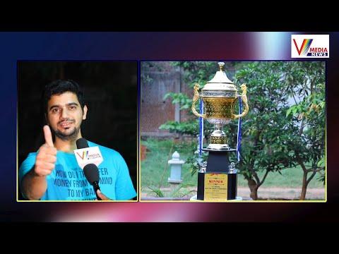 10th BARKAS Gold Cup Cricket Tournament   Abbas Stadium   V Media News