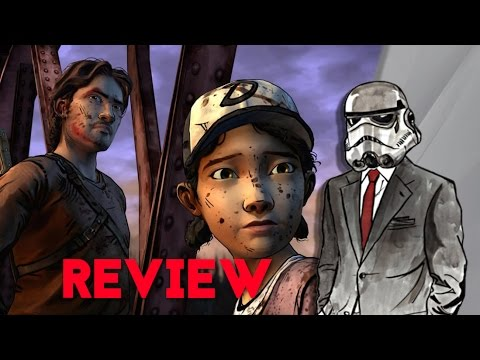The Walking Dead Season 2 Review | BoukenJima